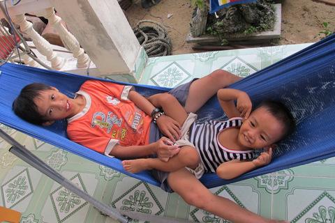 Cham island life style 1