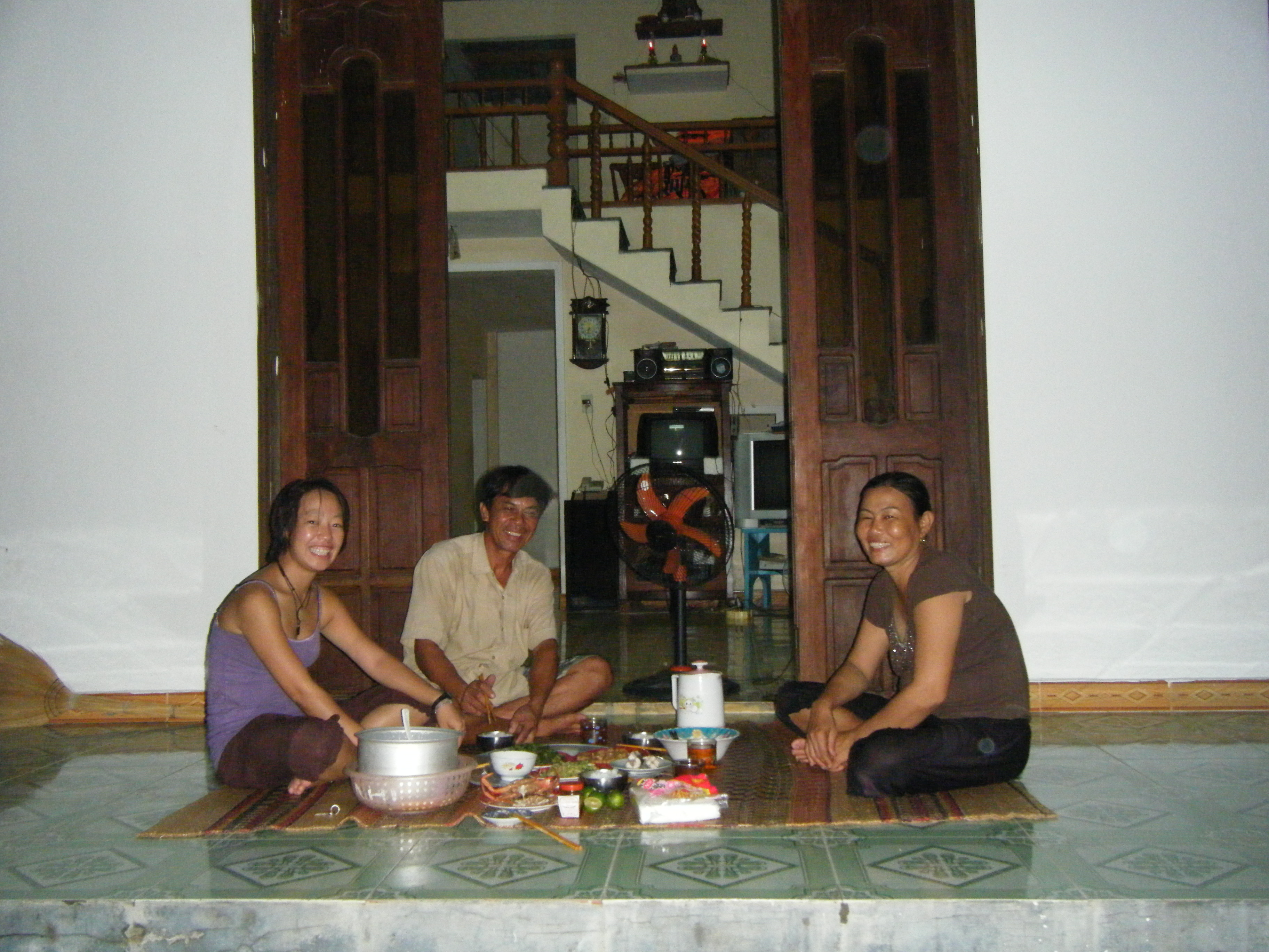 Cham islands Bai Huong