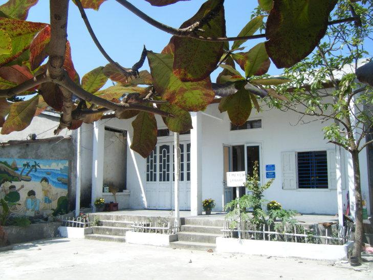 Outsite library Cham island